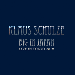 Coverr Klaus Schulze Big In Japan US Version