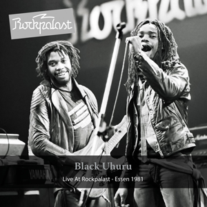 Coverpic Black Uhuru - Live At Rockpalast