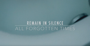 News-RemainInSilence-Video