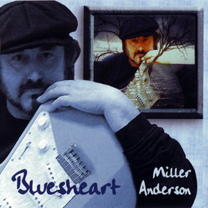 Cover Miller Anderson - Bluesheart