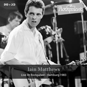 Coverpic Iain Matthews - Live At Rockpalast